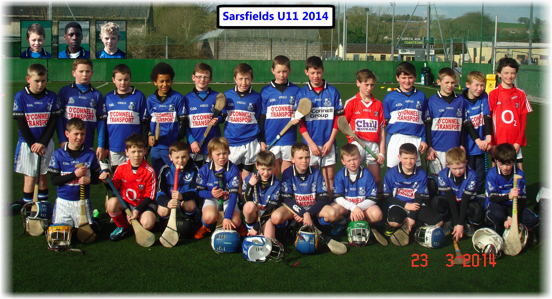 SARS U11 2014