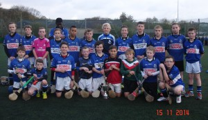 U11 Team 2014 with Trophy